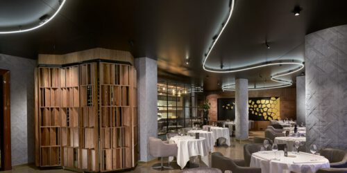 Restaurant Fred - German Design Award